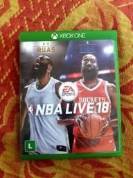 NBA 2018 XBOX ONE