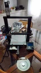 Impressora 3d Ender 3x (Creality)