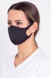 Máscara de poliéster