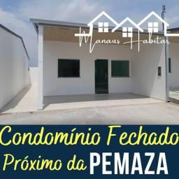 Casas de 02 Dormitórios a 02 mn da Av.das Torres, px da PMZ