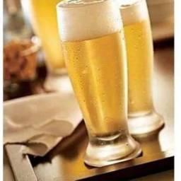 Jogo 24 Copos Taça Munich Chopp Cerveja 200ml Nadir