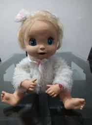 Boneca Baby Alive Antiga original