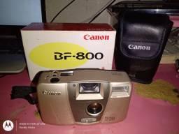 Câmera Vintáge Canon BF-800 Prima Funcionando Perfeitamente(preço negociável)