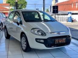 Fiat Punto atractive 1.4 2016 completo