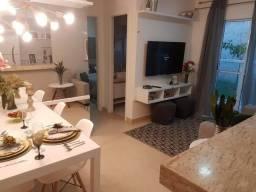 Apartamento em Nova Iguaçu com 2 quartos e lazer completo