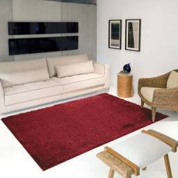Vendo carpete grande bem resistente ant derrapante
