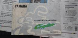 Manual proprietário crypton yamaha