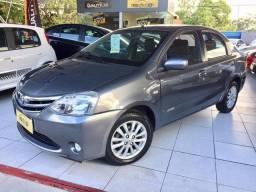 Etios XLS 1.5 Sedan 2013