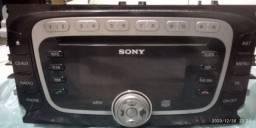 Rádio Original Ford - Sony Cdx-fs307eb