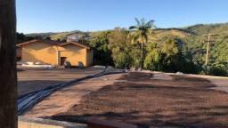 Fazenda com 31 alqueires, laticínio, restaurante, projeto de chalés - Serra Negra