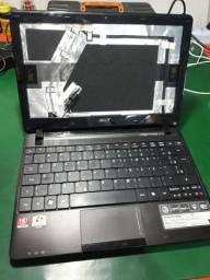 Netbook Acer Aspire One 722 Para Peças
