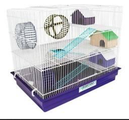 Gaiola para hamsters