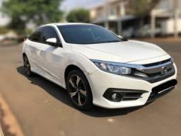 Honda Civic 2.0 Exl Branco 2018 automático Flex