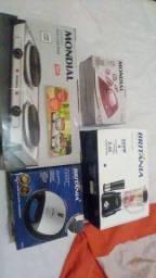 Vendo Eletrodomésticos novos