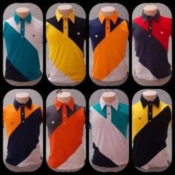 Camisas GOLA POLO vários modelos