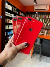 Modelo Red @@ iPhone - 8 Plus de 64 Gb. / Vitrine