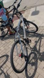 Bike caloi quadro polido