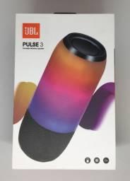 Caixa Som Jbl Bluetooth Pulse 3 Nova na Caixa