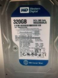 HD 320 gb PC