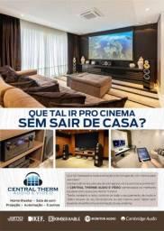 Home Theater, Som Ambiente, Automação Projeção