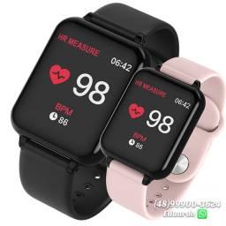 Relógio inteligente HERO band monitor Cardíaco, sono, etc (NOVA)