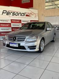 Mercedes benz c180 1.6 turbo 2013