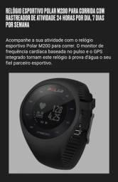 Monitor Cardíaco (relógio) Polar M200