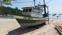 Bote de pesca