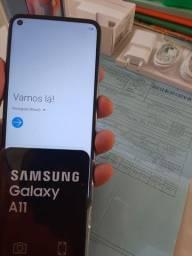 SAMSUNG A 11 64GB NOVO, NF NA CAIXA