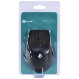Mouse sem fio Vinik D110