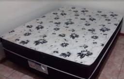 Cama Box Conjugada Ortobom Usada Em Ótimo Estado!!!
