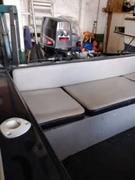 Barco Alumínio Reforçado
