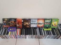 Coleção de Filmes em DVD