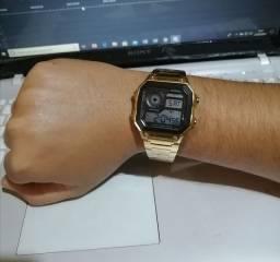 Presente ideal relógio skmei 1335