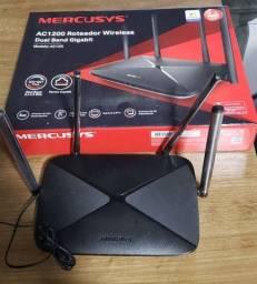 Título do anúncio: Roteador Mercusys AC12G preto