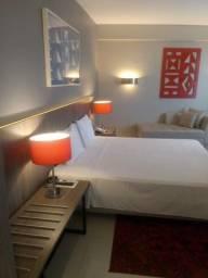 Flat de Alto Luxo para investidores no Hotel Veredas ao lado do Shopping Sete Lagoas