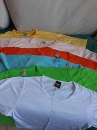 Camisas (infantil e adulto)