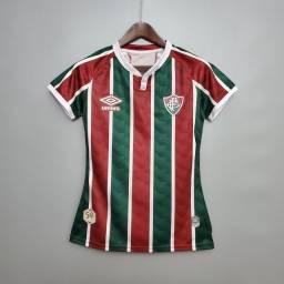 Camisa Fluminense feminino
