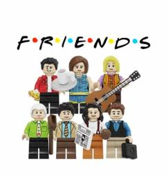 """Lote 7 da série Friends R$70,00 """"Compatível com Lego"""""""