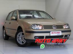 Volkswagen Golf 1.6 Impecável C/Couro!