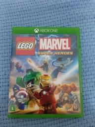Jogo Xbox One Lego Marvel Super Heroes original