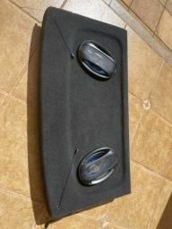 Tampão traseiro Volkswagen Golf 1999-2014
