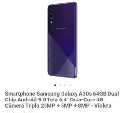 Vendo Celular Samsung Galaxy A30s