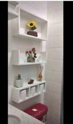 Kit de nichos com 3 peças