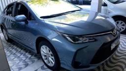 Corolla GLI 2020 automático novíssimo.