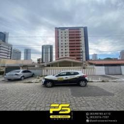 Título do anúncio: (ALUGO) Casa com 4 dormitórios para alugar por R$ 4.000/mês - Manaíra - João Pessoa/PB