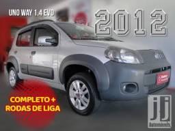 FIAT UNO 2012/2012 1.4 EVO WAY 8V FLEX 4P MANUAL