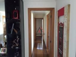 Apartamento com 4 dormitórios para alugar, 124 m² por R$ 3.500/mês - Jardim Esplanada II -