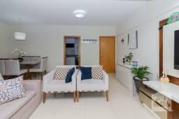 Apartamento à venda com 3 dormitórios em Castelo, Belo horizonte cod:279510