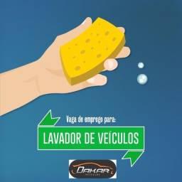 Título do anúncio: Vaga para lavador de carros (Loja )